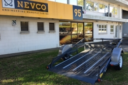 Nevco EZY LOAD_Lite ground loading deck access