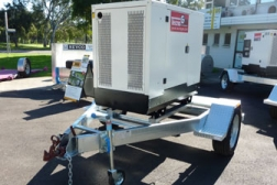 Kennards Generator Trailer