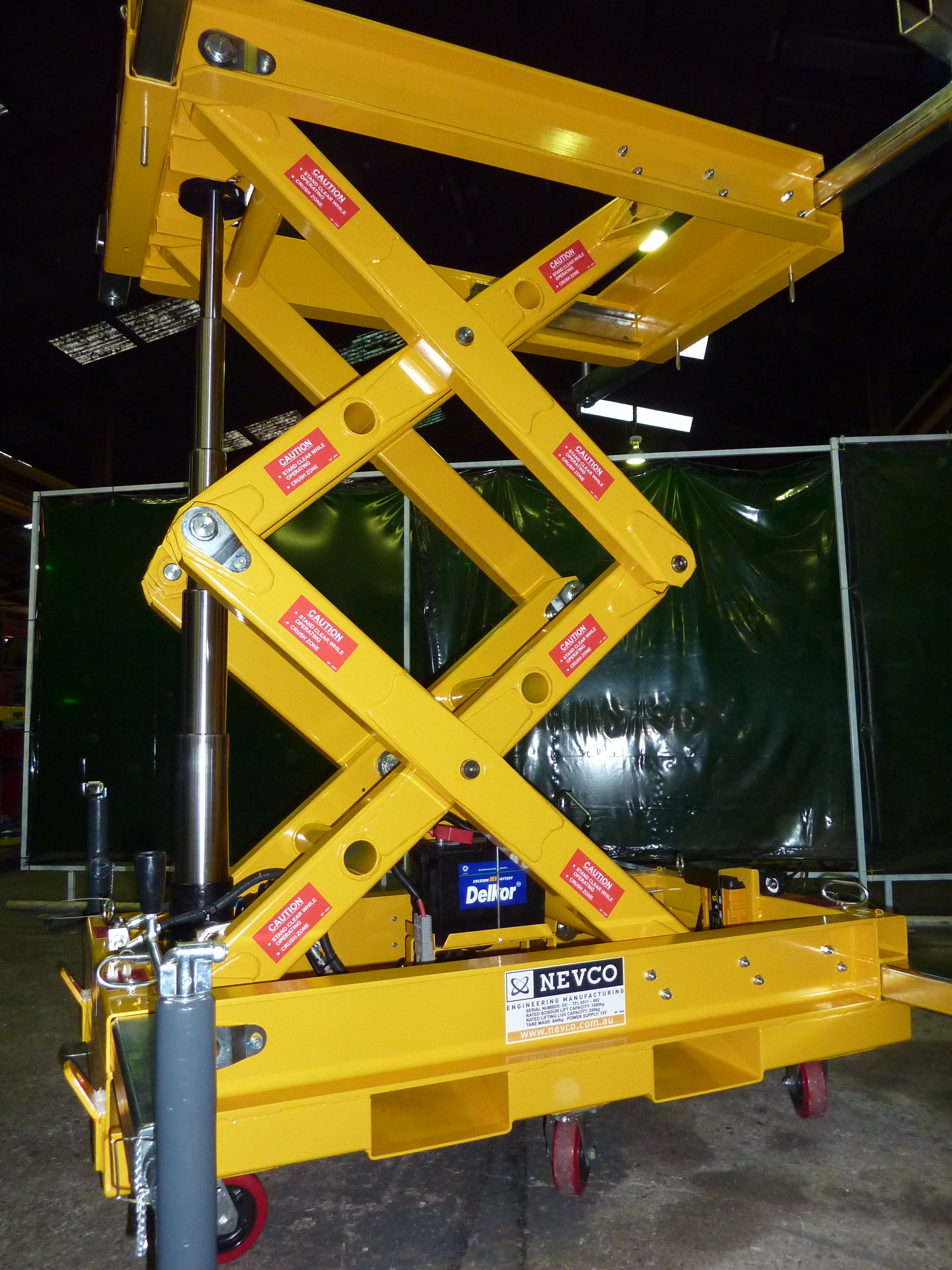 Hydraulic Actuation Systems   Nevco Engineering
