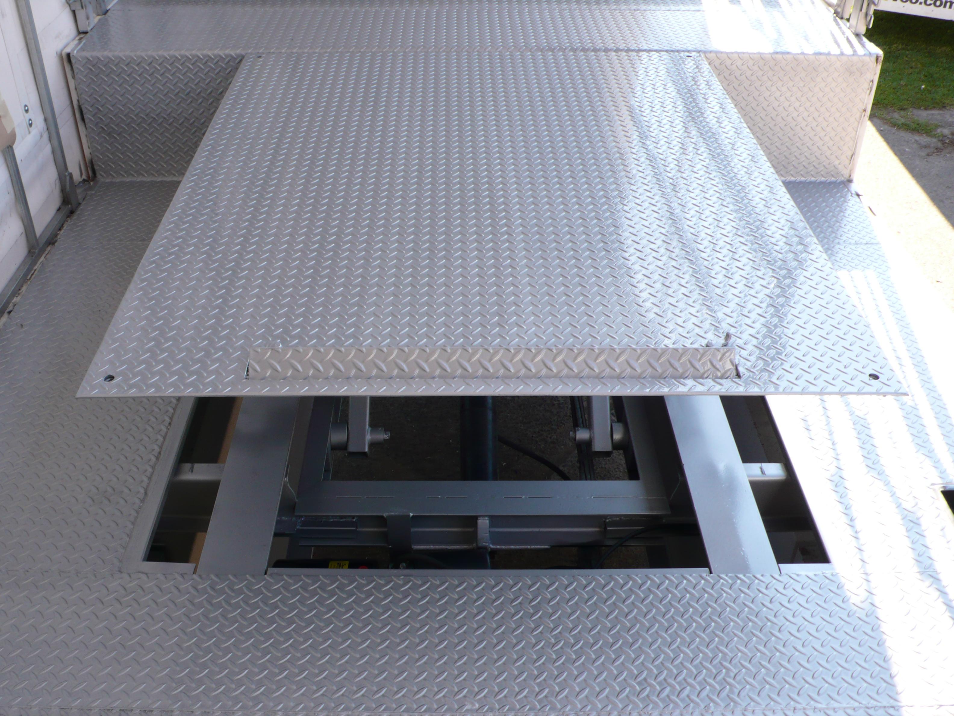 Internal Scissor Lift | Nevco Engineering